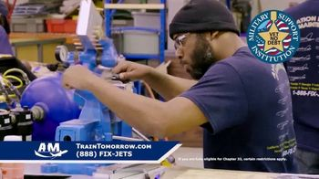 Aviation Institute of Maintenance TV Spot, 'Train Tomorrow's Technicians' - Thumbnail 8