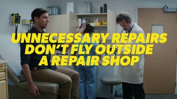 Meineke Car Care Centers TV Spot, 'Unnecessary Repairs' - 3 commercial airings