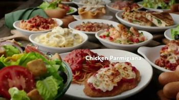 Olive Garden TV Spot, 'Best Option' Song by Eric Hutchinson - Thumbnail 1
