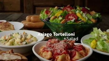 Olive Garden TV Spot, 'Best Option' Song by Eric Hutchinson - Thumbnail 6