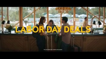 Booking.com TV Spot, 'Labor Day Deals' - Thumbnail 8