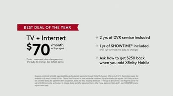 XFINITY Best Deal of the Year TV Spot, 'How It's Gonna Go Down: $70 a Month' Featuring Amy Poehler - 3 commercial airings