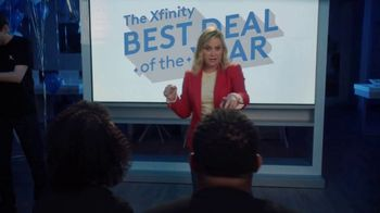 XFINITY Best Deal of the Year TV Spot, 'How It's Gonna Go Down: $70 a Month' Featuring Amy Poehler - Thumbnail 1