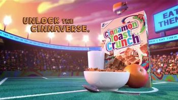 Cinnamon Toast Crunch TV Spot, 'Cuadros contra cuadros' [Spanish] - Thumbnail 10