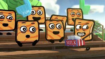 Cinnamon Toast Crunch TV Spot, 'Cuadros contra cuadros' [Spanish]