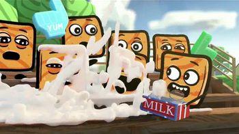 Cinnamon Toast Crunch TV Spot, 'Cuadros contra cuadros' [Spanish] - Thumbnail 3