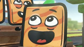 Cinnamon Toast Crunch TV Spot, 'Cuadros contra cuadros' [Spanish] - Thumbnail 4