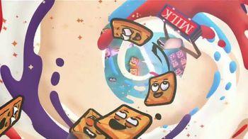 Cinnamon Toast Crunch TV Spot, 'Cuadros contra cuadros' [Spanish] - Thumbnail 5
