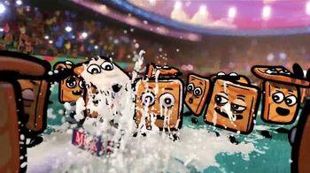 Cinnamon Toast Crunch TV Spot, 'Cuadros contra cuadros' [Spanish] - Thumbnail 7
