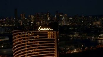 Encore Boston Harbor Labor Day of Luxury Giveaway TV Spot, 'Come Play' Song by Frank Sinatra - Thumbnail 1