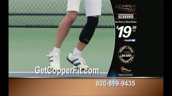 Copper Fit Compression Sleeve TV Spot, 'Your Body Pays the Price' - Thumbnail 10