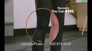 Copper Fit Compression Sleeve TV Spot, 'Your Body Pays the Price' - Thumbnail 6