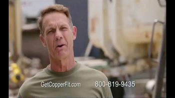 Copper Fit Compression Sleeve TV Spot, 'Your Body Pays the Price' - Thumbnail 9