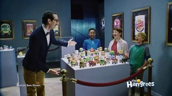 Hangrees TV Spot, 'Museum of Farts' - 63 commercial airings