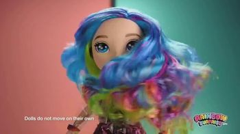 Poopsie Slime Rainbow Surprise Mystery Pack TV Spot, 'Slime Fashion DIY' - Thumbnail 6