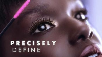 L'Oreal Paris Cosmetics Telescopic Mascara TV Spot, 'Set Your Sights'