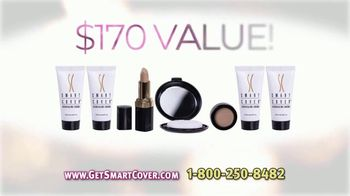 Smart Cover-Up TV Spot, 'The Only Concealer You'll Ever Need' - Thumbnail 9