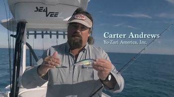 Yo-Zuri Fishing 3D Inshore Twitchbait TV Spot, 'Incredible Success' Featuring Carter Andrews