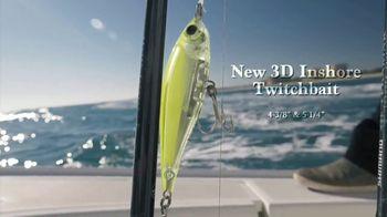 Yo-Zuri Fishing 3D Inshore Twitchbait TV Spot, 'Incredible Success' Featuring Carter Andrews - Thumbnail 6