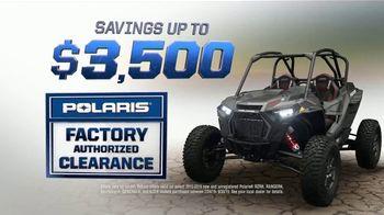 Polaris Factory Authorized Clearance TV Spot, 'Pursue Your Passion' - Thumbnail 8