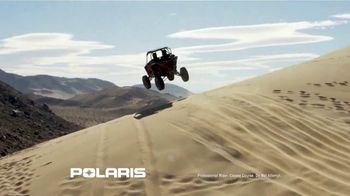 Polaris Factory Authorized Clearance TV Spot, 'Pursue Your Passion'