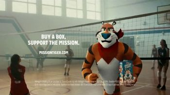 Frosted Flakes TV Spot, 'Help All Kids be Tigers' - Thumbnail 10