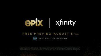 EPIX TV Spot, 'August: Free Preview' - Thumbnail 8