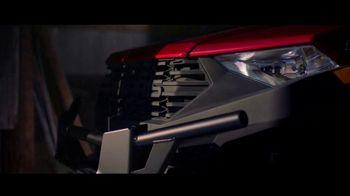 Polaris Ranger 1000 TV Spot, 'Built by Hard-Working Heroes'