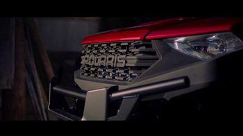 Polaris Ranger 1000 TV Spot, 'Built by Hard-Working Heroes' - Thumbnail 2