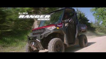 Polaris Ranger 1000 TV Spot, 'Built by Hard-Working Heroes' - Thumbnail 3