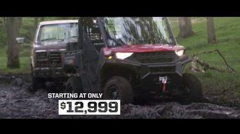 Polaris Ranger 1000 TV Spot, 'Built by Hard-Working Heroes' - Thumbnail 5