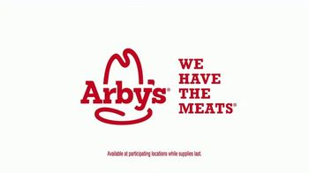 Arby's Bourbon BBQ TV Spot, 'Name One Other Restaurant' - Thumbnail 4