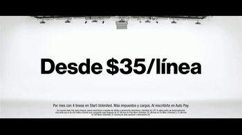 Verizon Unlimited TV Spot, 'Diferentes' [Spanish] - Thumbnail 9