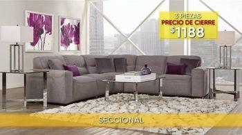 Rooms to Go La Venta y Liquidación de Verano TV Spot, 'Seccional' [Spanish] - Thumbnail 2