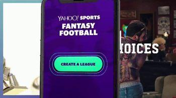 Yahoo! Fantasy Football TV Spot, 'Three for One Tattoos' - Thumbnail 9