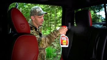Wildlife Research Center Scent Killer NO ZONE Air and Space Deodorizer TV Spot, 'No Stink'