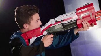 Nerf Fortnite TS Blaster TV Spot, 'Get Tactical' - Thumbnail 9