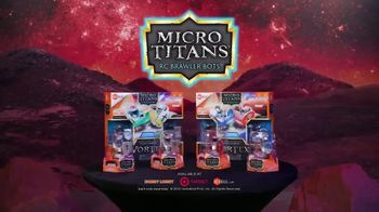 Hexbug Micro Titans TV Spot, 'Four Warriors' - Thumbnail 10