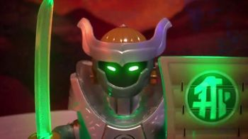 Hexbug Micro Titans TV Spot, 'Four Warriors' - Thumbnail 4