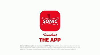 Sonic Drive-In Big Scoop Cookie Dough TV Spot, 'Blast & Sundae' - Thumbnail 9