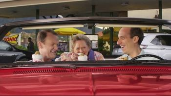Sonic Drive-In Big Scoop Cookie Dough TV Spot, 'Blast & Sundae' - Thumbnail 6