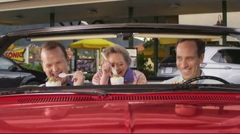 Sonic Drive-In Big Scoop Cookie Dough TV Spot, 'Blast & Sundae' - Thumbnail 7