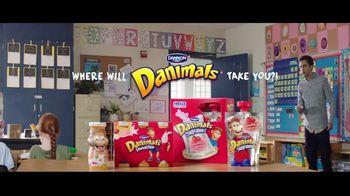 Danimals TV Spot, 'Back to School'