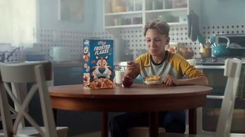 Frosted Flakes TV Spot, \'Mission Tiger\'