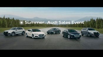 Summer of Audi Sales Event TV Spot, 'The Wheel' [T1] - Thumbnail 6