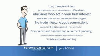 Personal Capital TV Spot, 'All Your Accounts in One Place' - Thumbnail 9