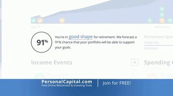 Personal Capital TV Spot, 'All Your Accounts in One Place' - Thumbnail 8