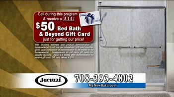 Jacuzzi Summer Upgrade Sale TV Spot, 'The Best Bathing Experience' - Thumbnail 9