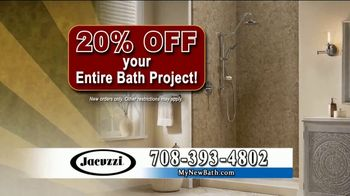 Jacuzzi Summer Upgrade Sale TV Spot, 'The Best Bathing Experience' - Thumbnail 4