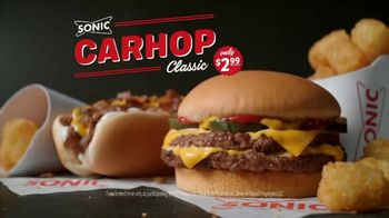 Sonic Drive-In Carhop Classic TV Spot, 'Knockout' - Thumbnail 8